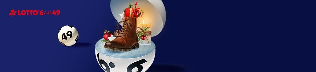 Lotto Weihnachten.Extra Geschenke Zur Nikolaus Sonderauslosung Weihnachten 2017